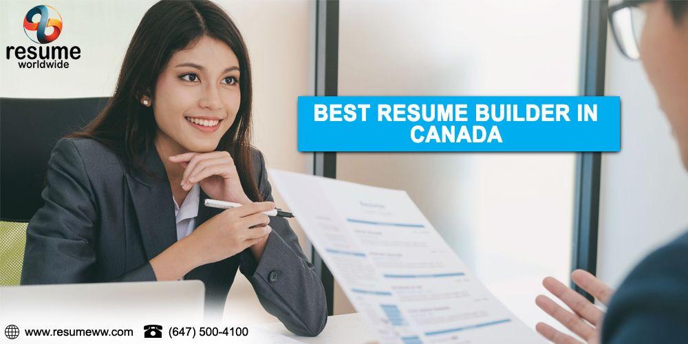 Pin on Resume Builder