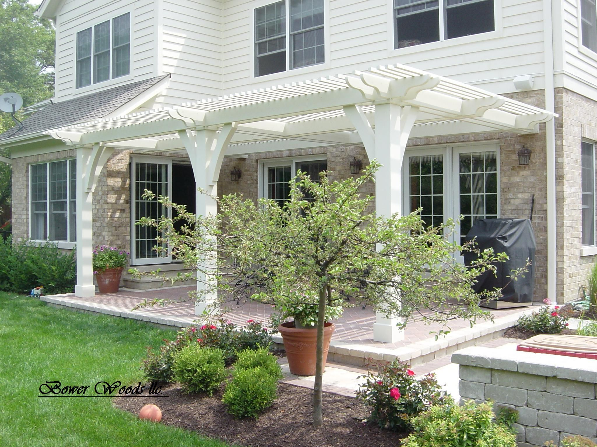 Image Detail For More Ideas See Our Pergola Design Center