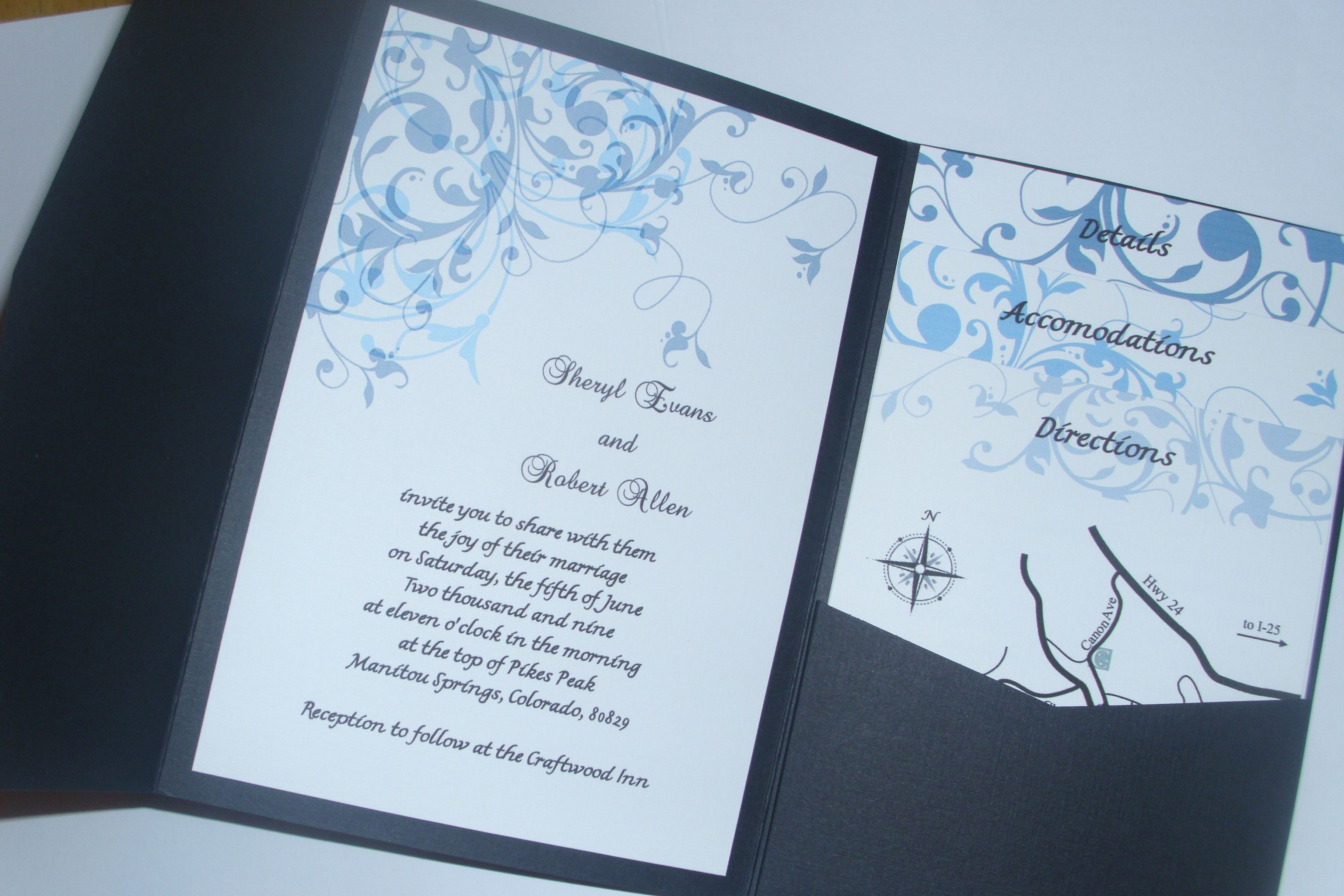 homemade+wedding+invitations+ideas | Homemade Wedding Invitation ...