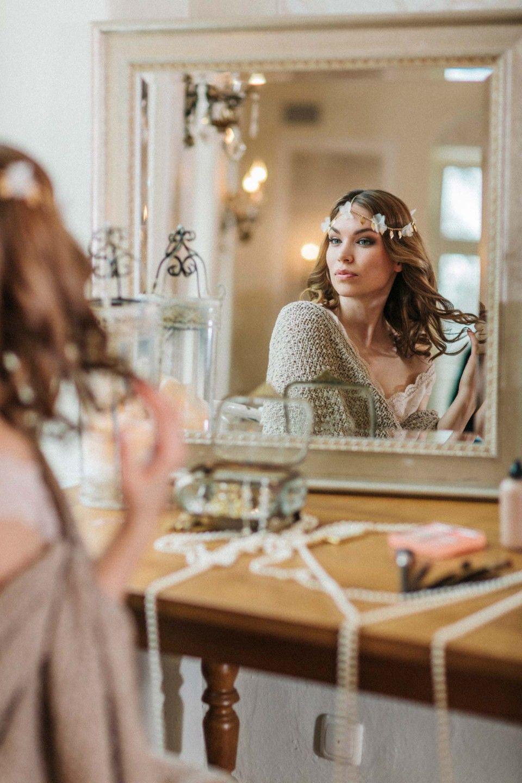 Glamouröse Nostalgie mit rosa Romantik | Kleider, Hochzeit