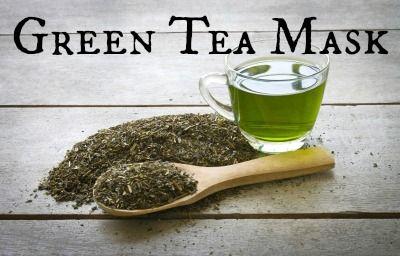 Everything Pretty: Green Tea Mask Recipe