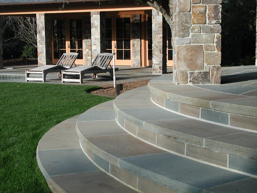 Stone Steps U0026 Columns » SBI Materials