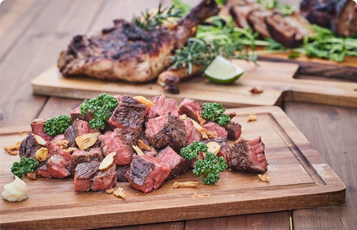肉好きも大満足 Bbqにおすすめの絶品 塊肉 料理のレシピ5品 料理
