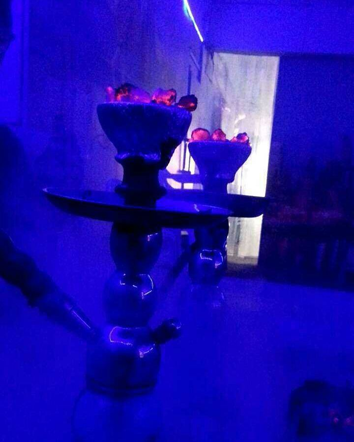 When U Cant Find Heaven Then Find A Hukka Parlour They Give U The