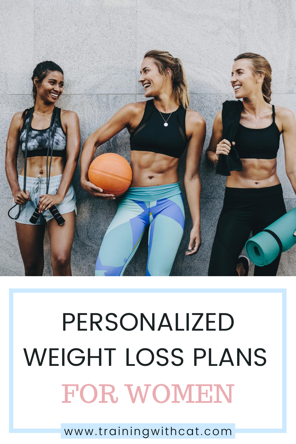 Personalized Weight Loss Plans For Women   Train with Cat