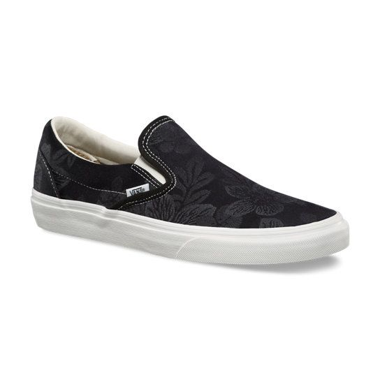 Chaussures Floral Jacquard Classic Slip-On | Vans