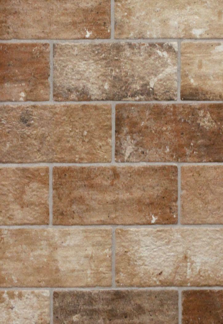 london brick beige 5 x 10 porcelain
