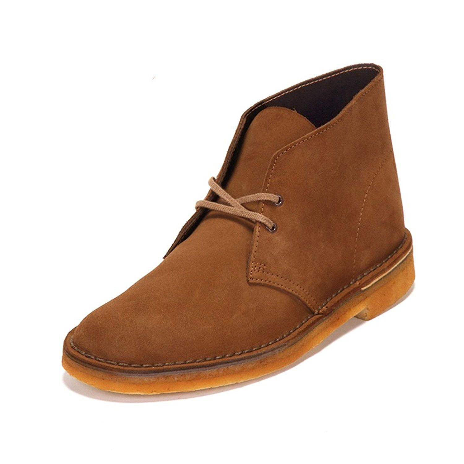 Desert Boot, Mens Derby Lace-up Clarks
