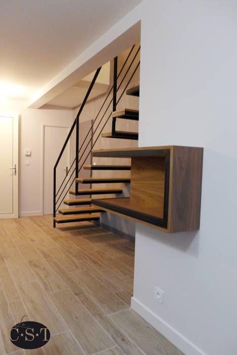 Photos de couloir, entrée \ escaliers de style de style industriel