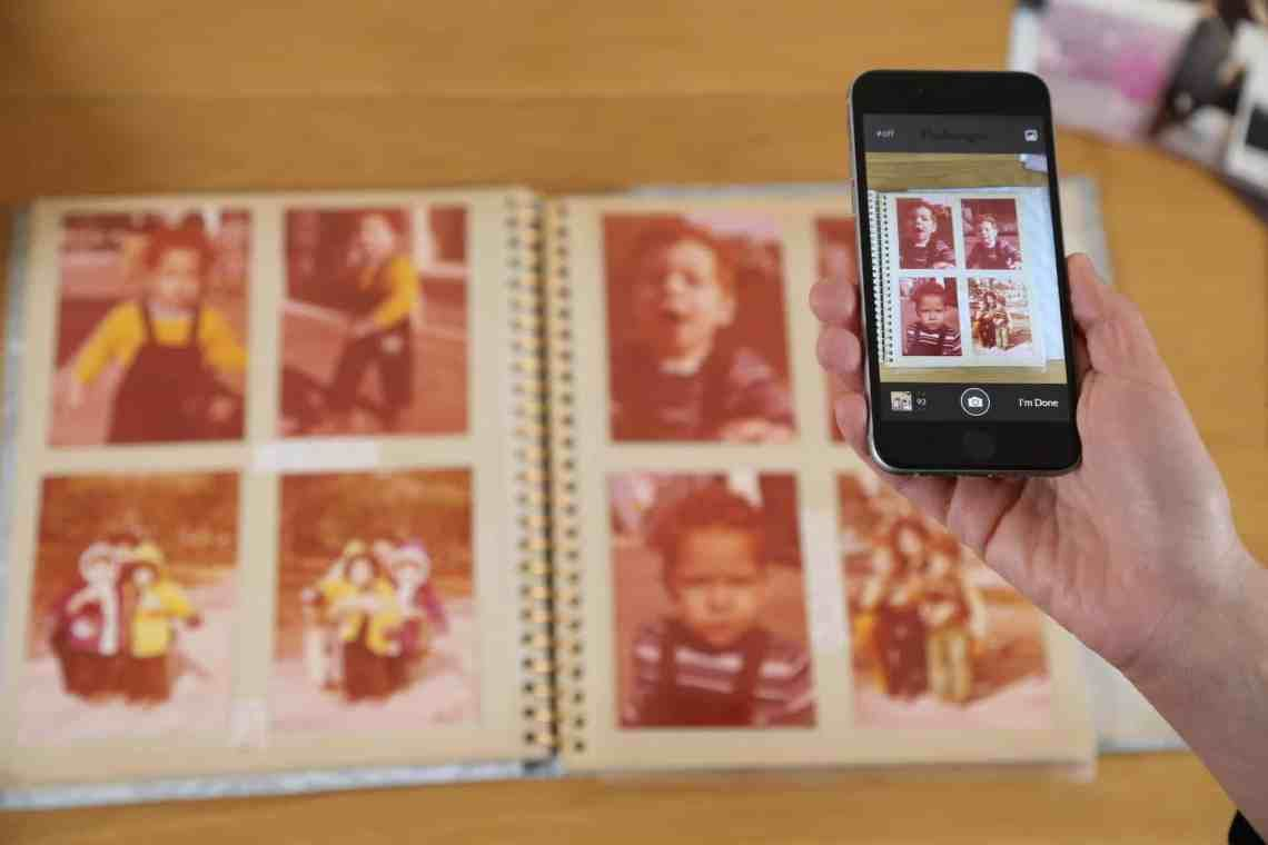 Scanning Goes Mobile An InDepth Review of Photomyne