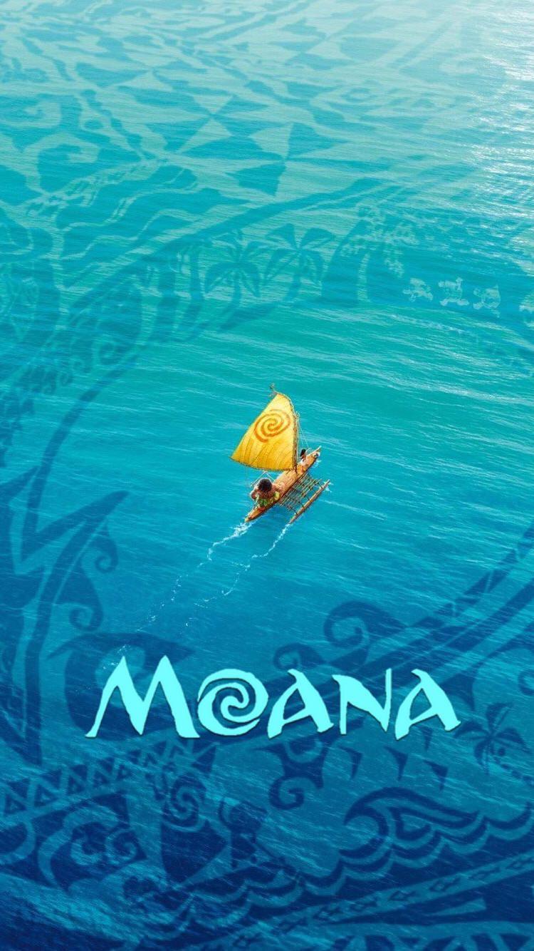 モアナと伝説の海 Moana 04 無料高画質iphone壁紙 ディズニーの背景
