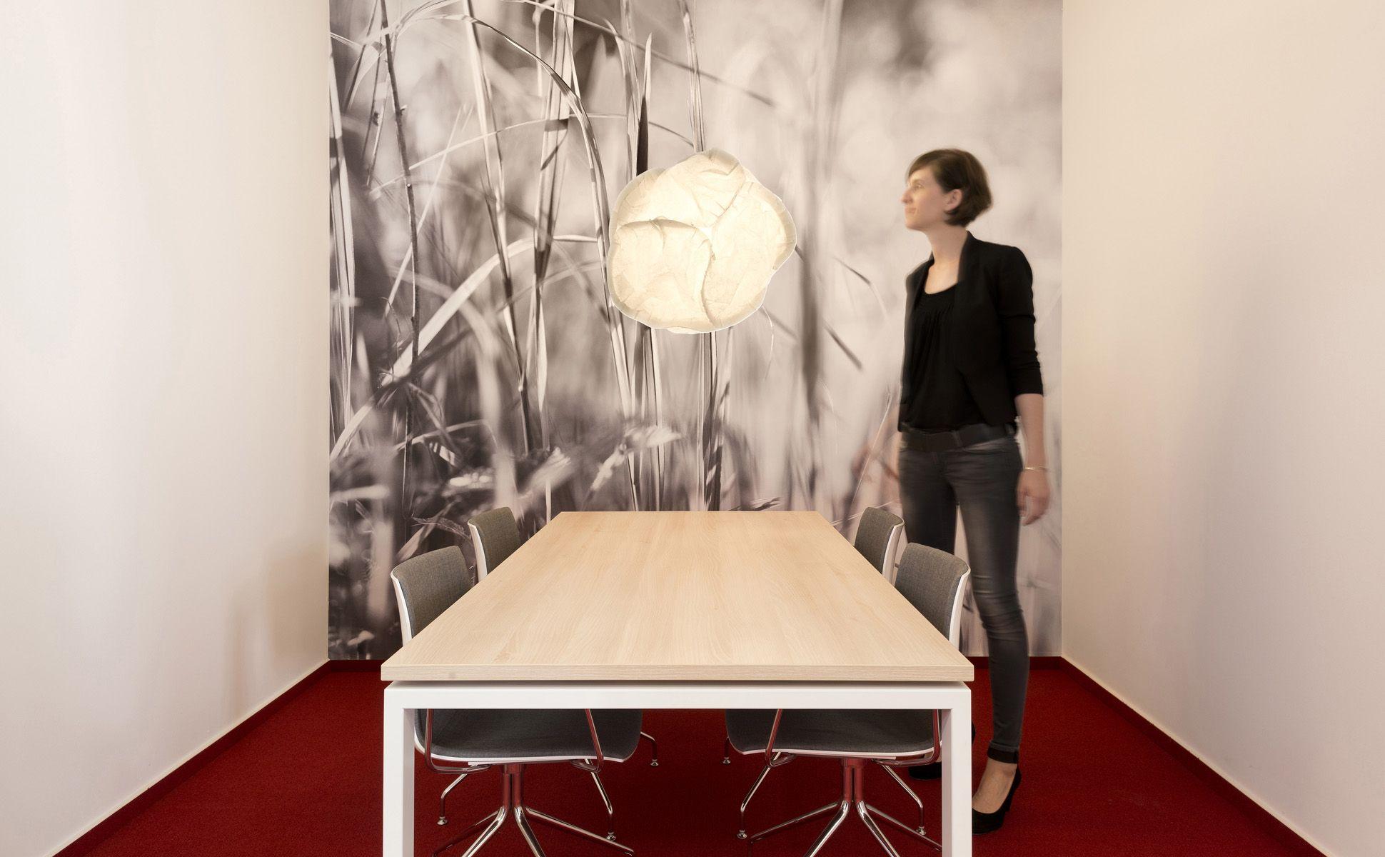 innenarchitektur sparkasse office: büro und besprechungsraum by, Innenarchitektur ideen