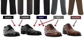 Venta barata último estilo colección de descuento Resultado de imagen para traje gris zapatos marrones ...