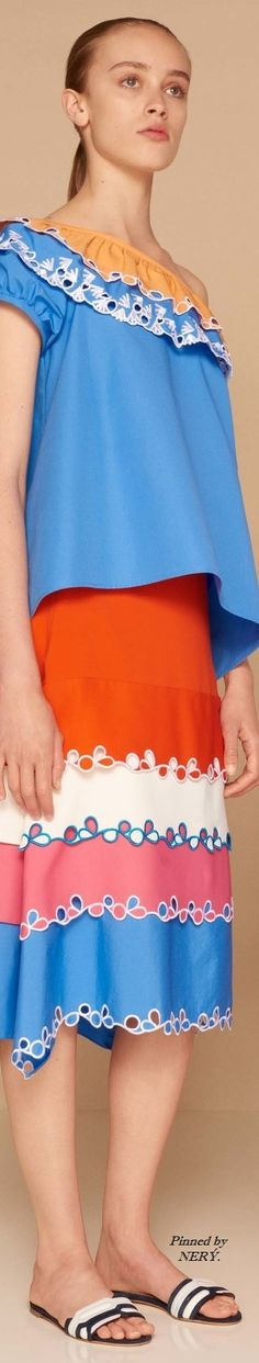 Peter Pilotto Collection Resort 2017