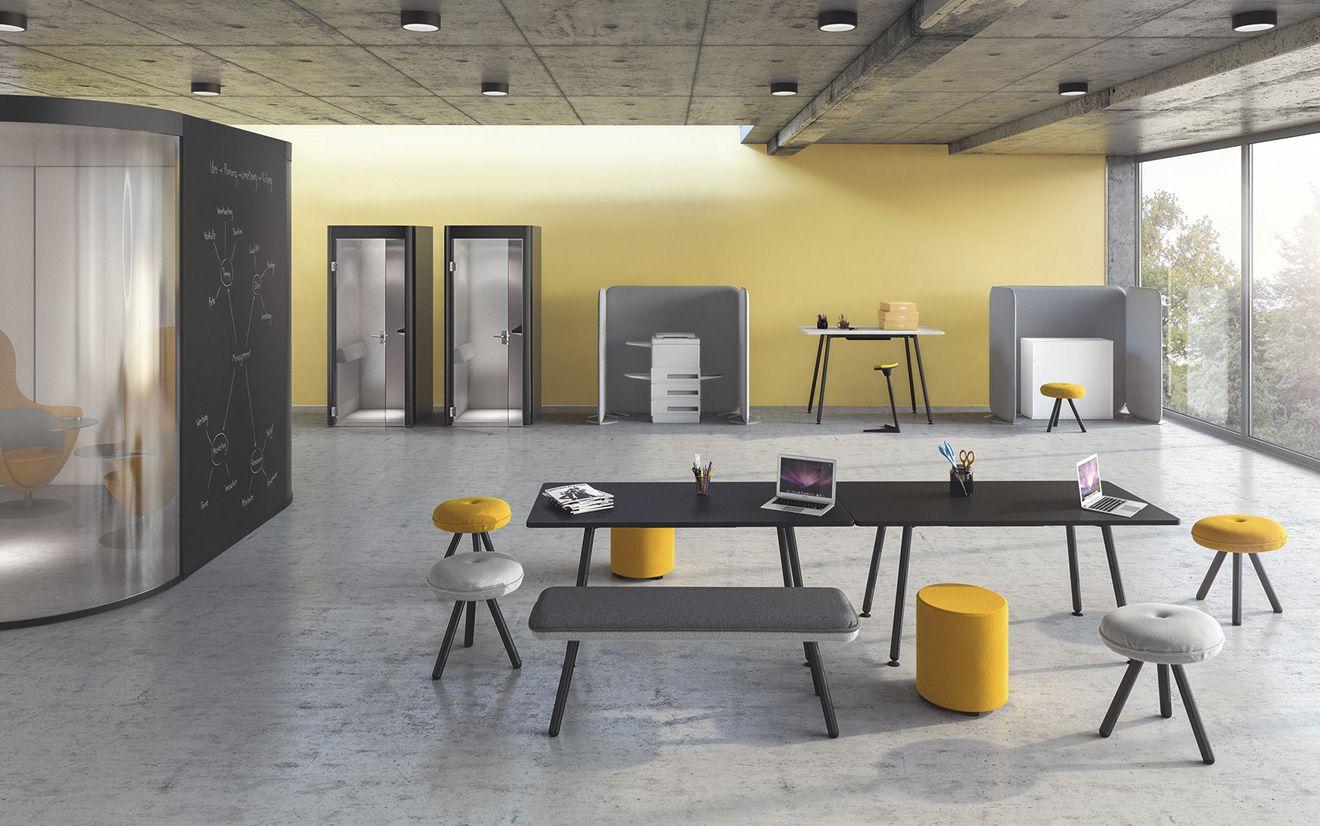 Net Work Place Organic Konig Neurath Ag Buromobel Systeme Mobelideen Moderne Buromobel Inneneinrichtung