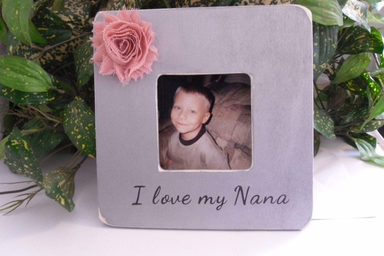 nana photo frame nana gift nana frame mothers day frame frame for nana gift for nana grandma frame birthday gift for nana - Nana Frame