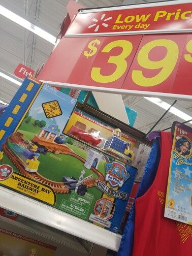 christmas gifts brady paw patrol trains walmart - Christmas Gifts Walmart