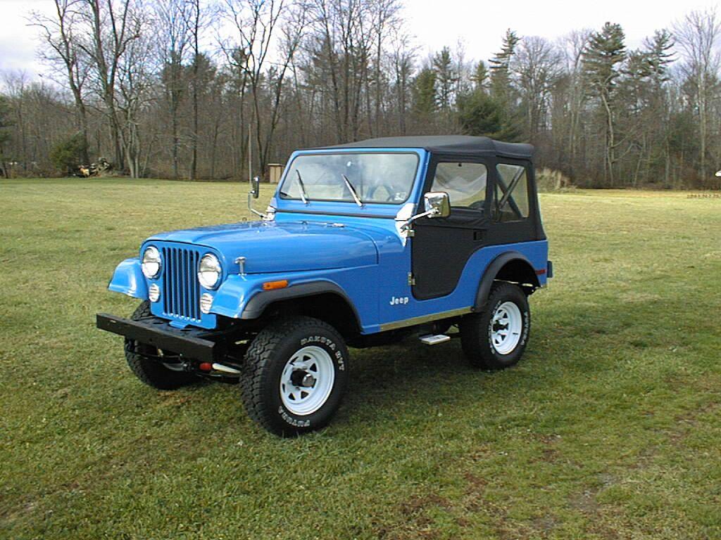 jeep cj5 dream car [ 1024 x 768 Pixel ]