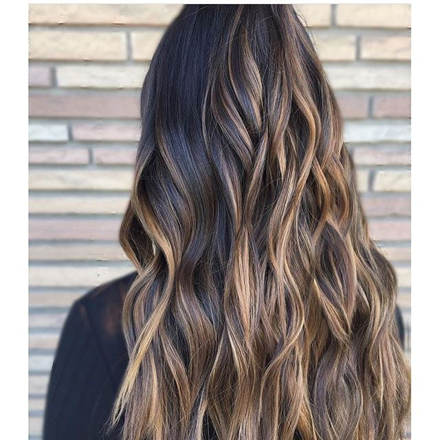 This Balayage Though  Color by @itsjerryanthonyhair #hair #hairenvy #hairstyles #haircolor #brunette #balayage #highlights #newandnow #inspiration #maneinterest