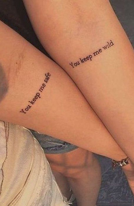 35 Matching Couple Tattoos to Inspire You