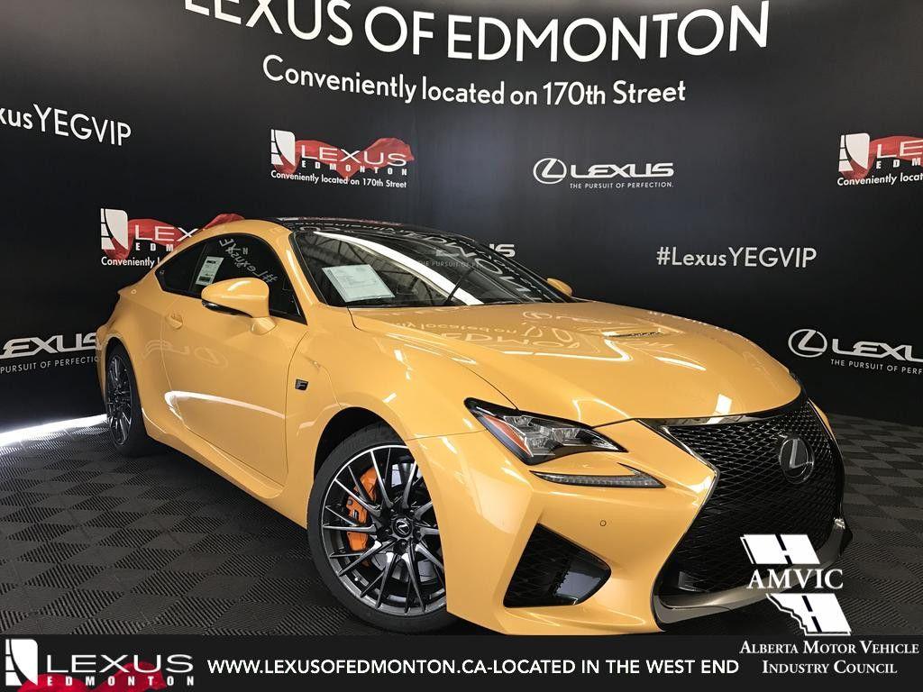 51 Luxury 2019 Lexus Rc F Sport