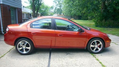 2000 Dodge Neon Colors Sell Used 2000 Dodge Neon Es Automatic