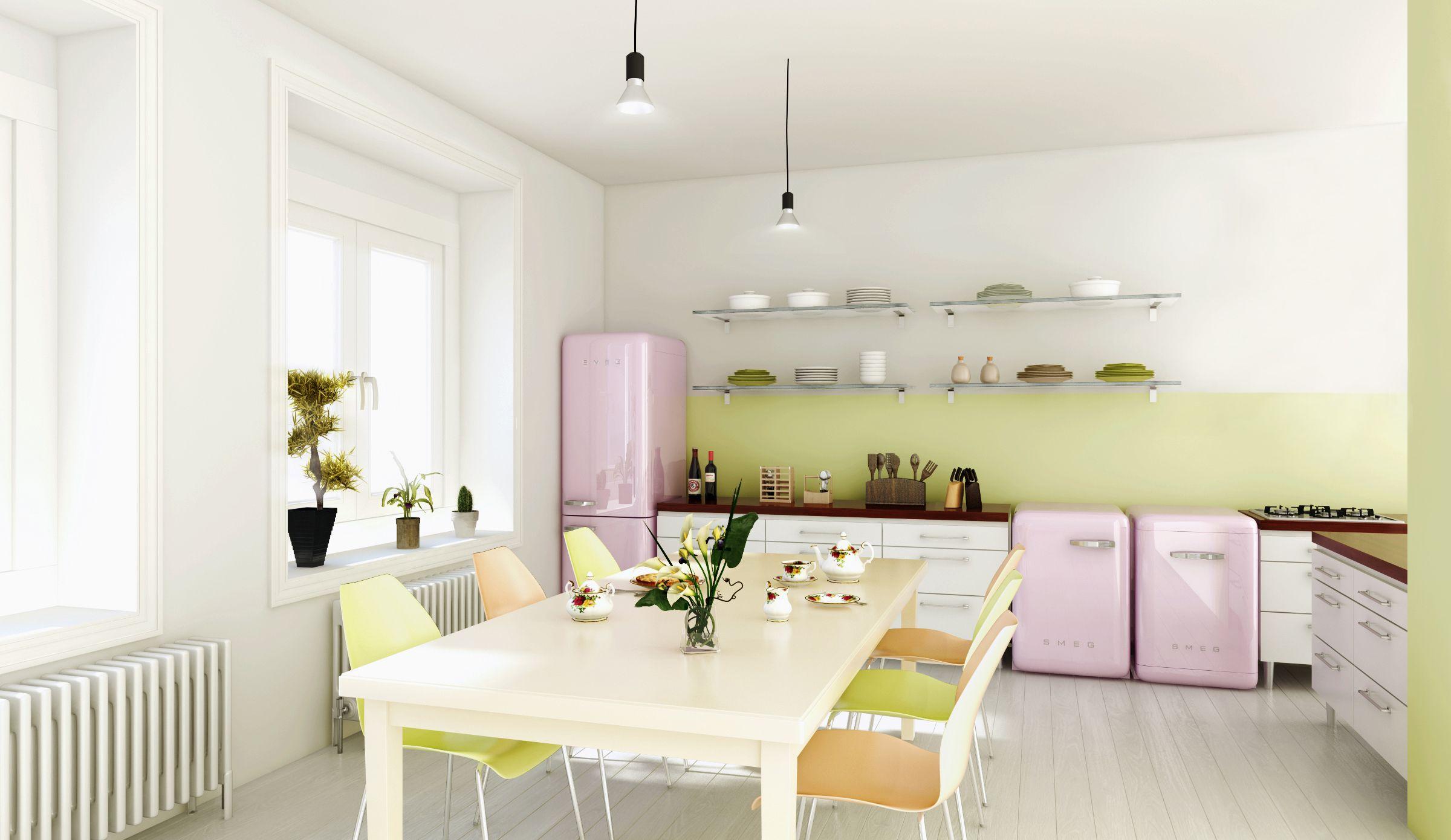 Best Frigorifero Smeg Anni 50 Contemporary - Home Design Ideas ...