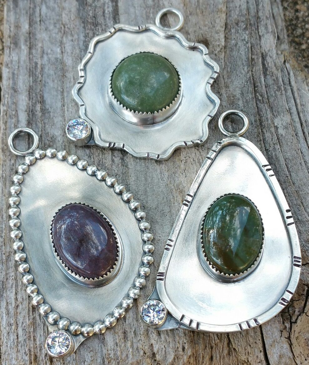 Bezels and Borders with Gwen Youngblood. Tired of pre-made bezels ...
