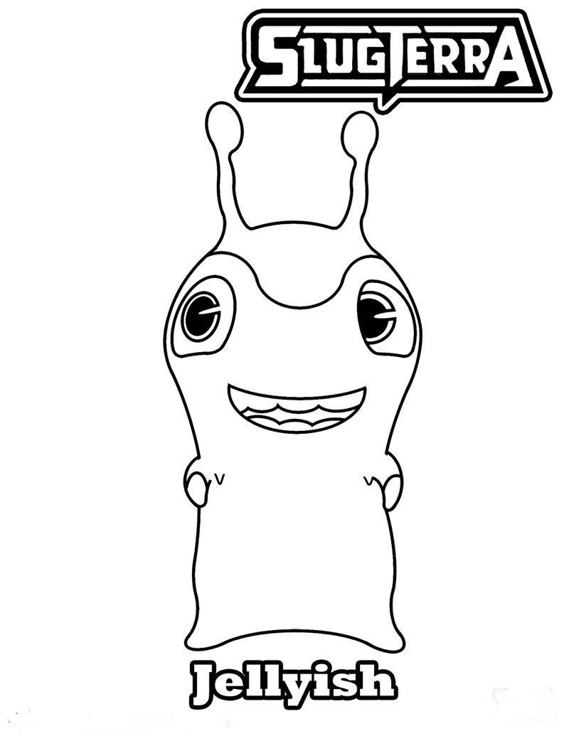 Slugterra Online Free In 2020 Monster Coloring Pages Owl Coloring Pages Coloring Pages