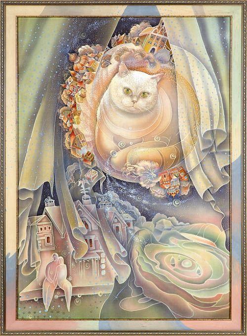 Batik-by-Russian-artist-Elena-Shirokova-20.jpg 500×681 pikseli