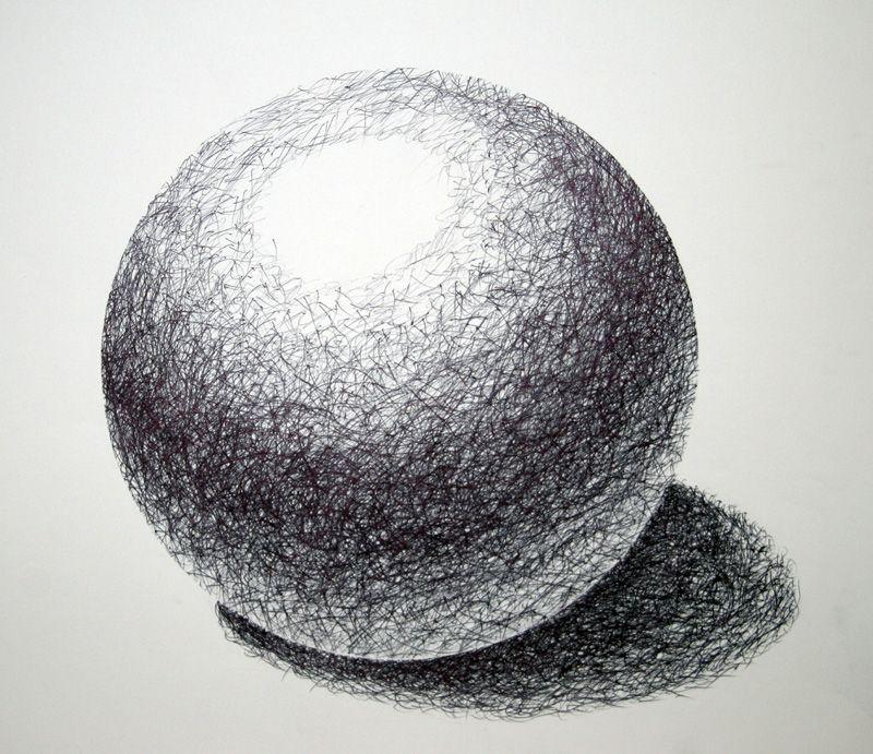 Sphere Pen With Images My Drawings Drawings Spheres