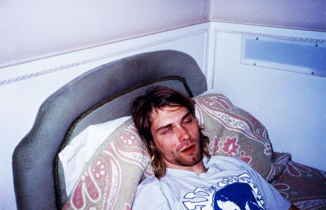 Kurt Cobain Rare Pictures – vintage everyday