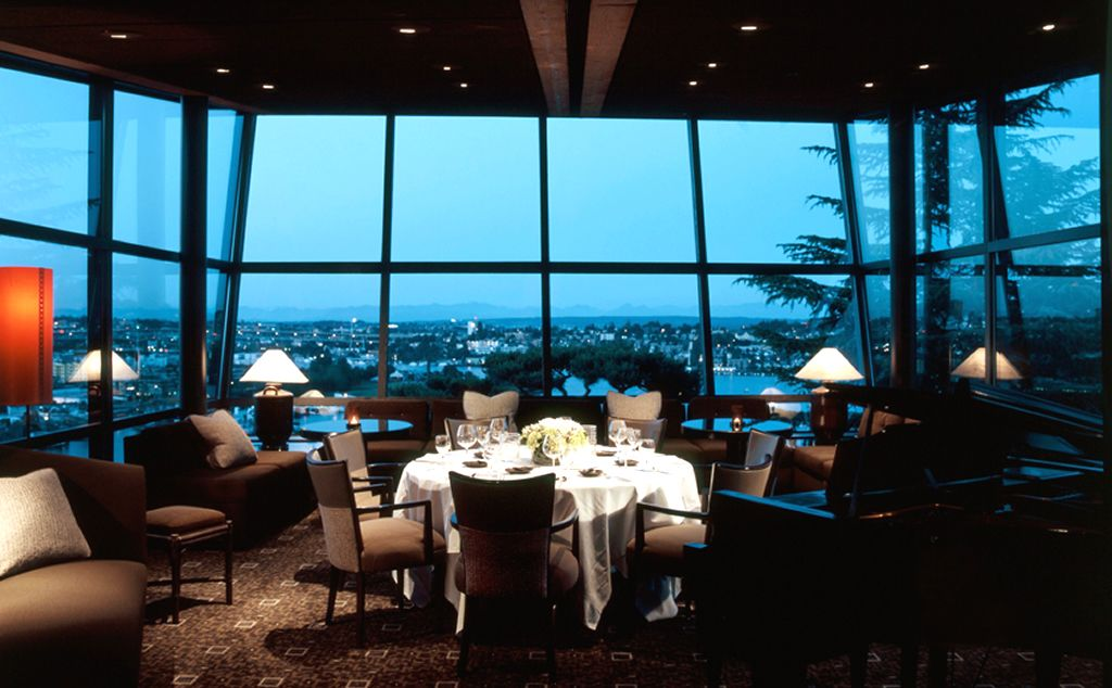 Amazing Private Dining Room Hospitality Interior Design Of Canlis Restaurant,  Seattle