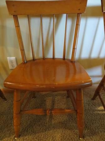 Superieur Willett Furniture...maple Lancaster County Chair Craigslist