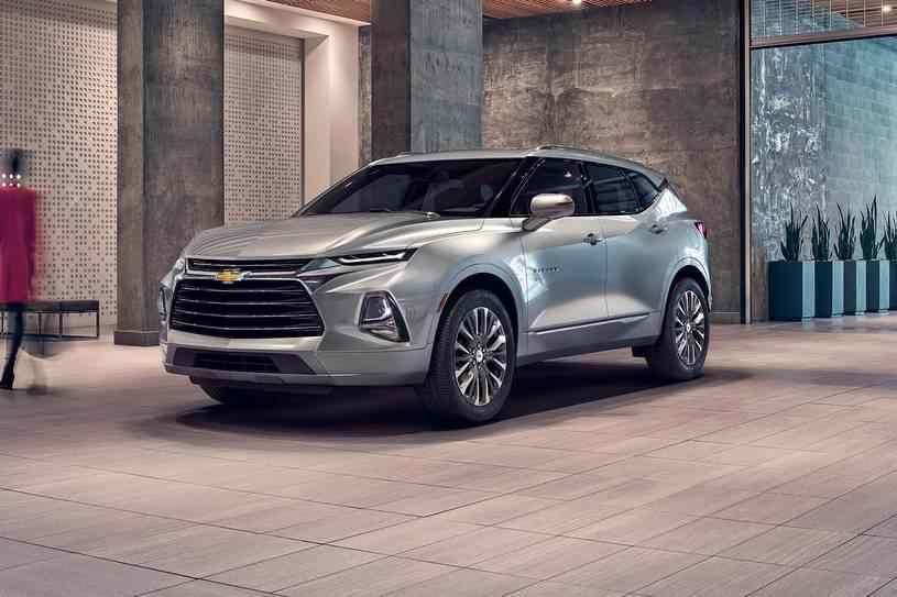 شيفروليه بليزر 2019 Chevrolet Blazer Chevrolet Gas Mileage