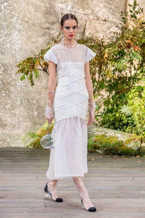 Chanel, Frühjahr/Sommer 2018, Paris, Womenswear   Modestil ...