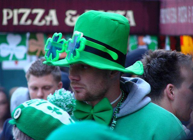 Top ten St. Patrick's Day parades #CheapflightsGG