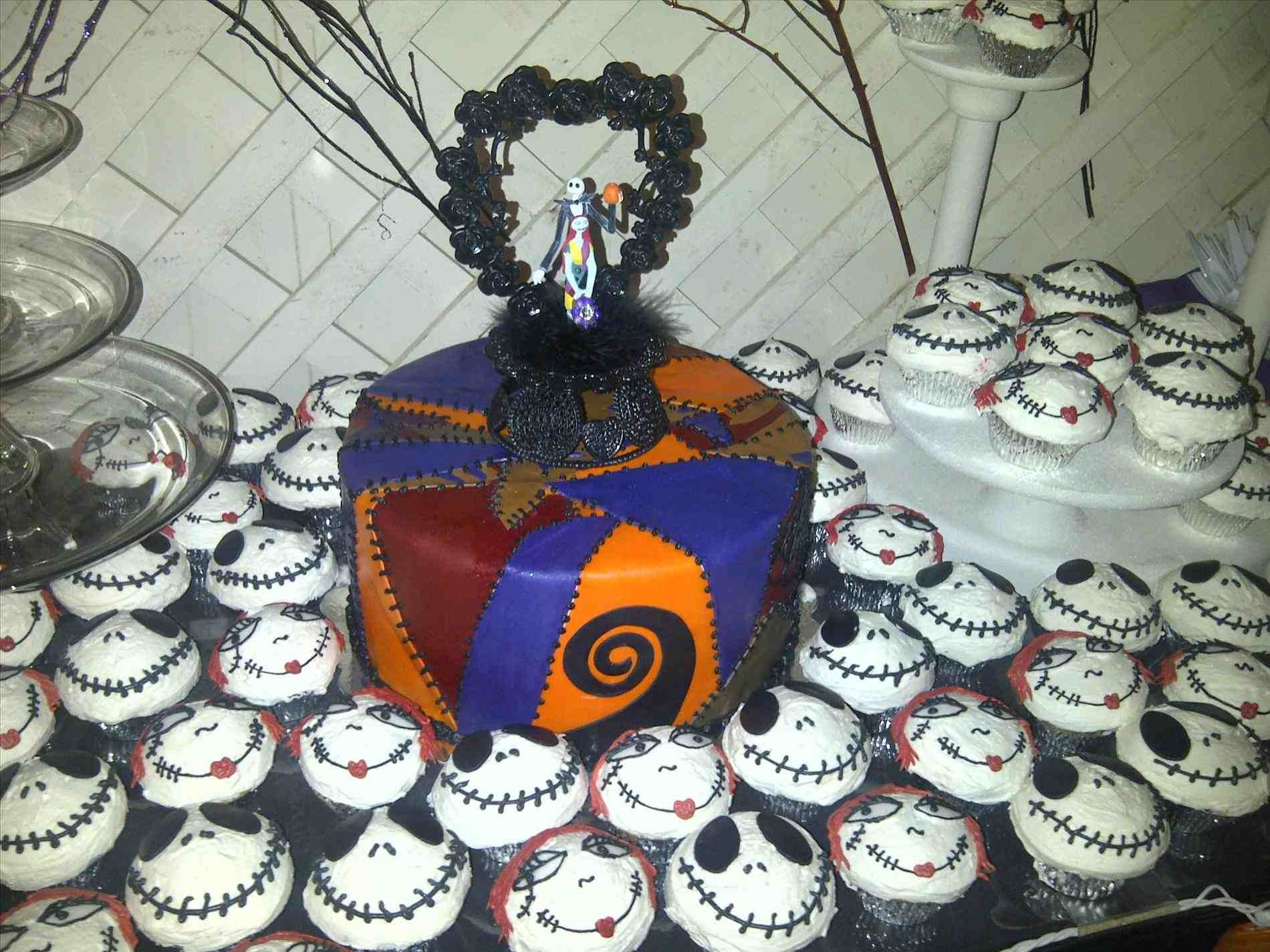 New Post nightmare before christmas party decorations | Decors Ideas ...