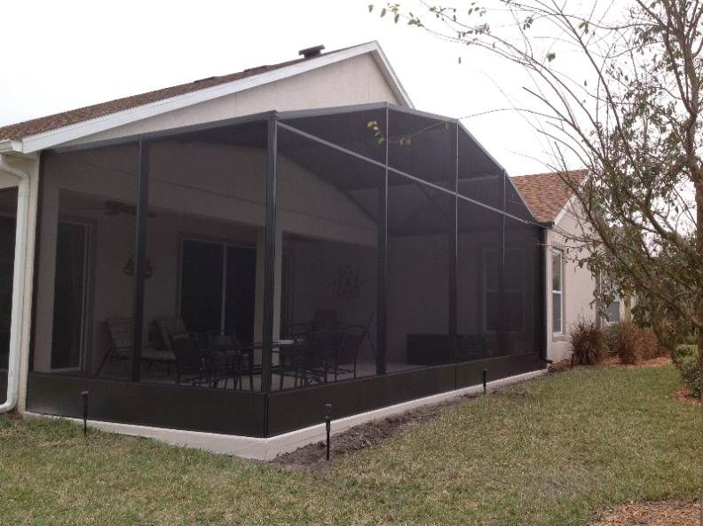 Diy Patio Screen Enclosure Kits Diy Projects Pinterest