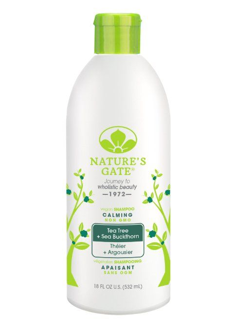 Nature's Gate Tea Tree Shampoo