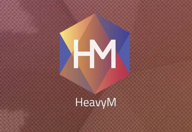 HeavyM - READY-TO-USE PROJECTION MAPPING TOOL - VJ Union