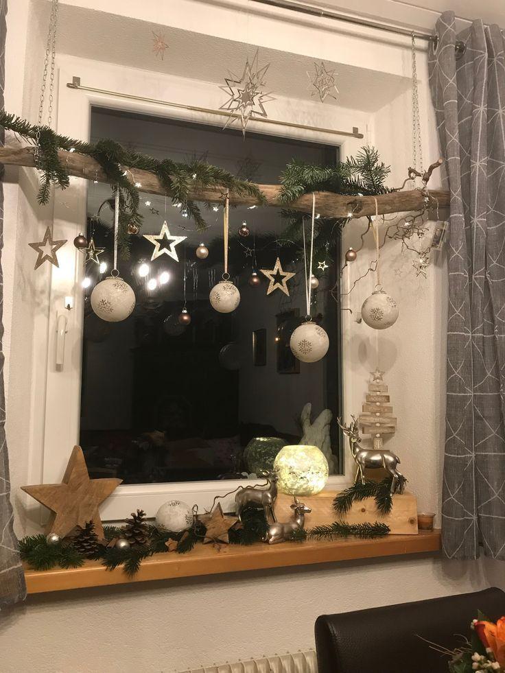 Weihnachtsdeco - #Weihnachtsdeco #christmasdeko