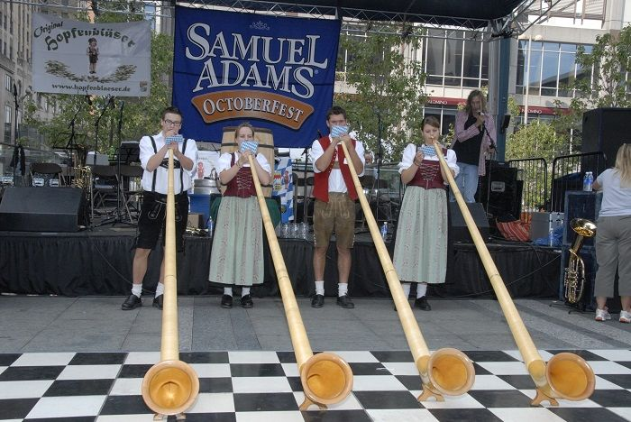 'Tis the season for Oktoberfest celebrations! Here's a list of 10 of the best in the U.S. to check out this fall.