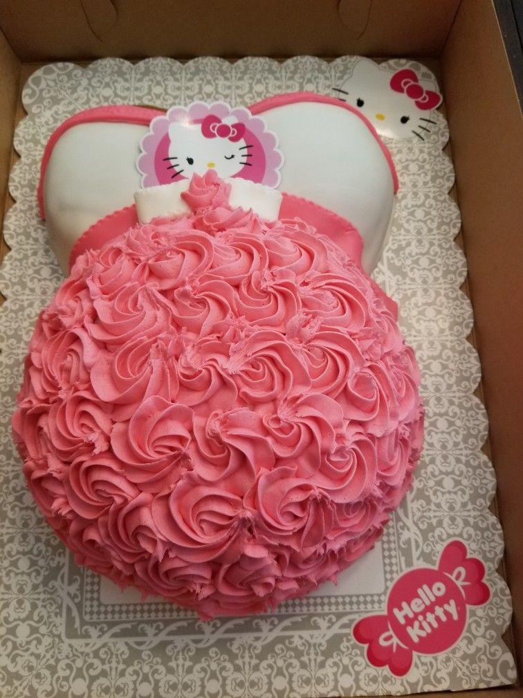 Sweet Cakes DC: Hello Kitty Baby Shower Cake