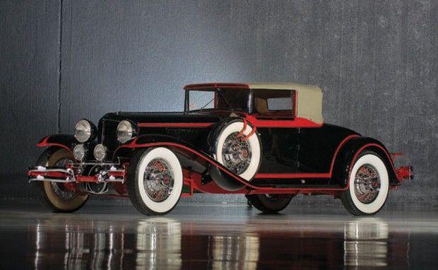 1931 Cord L 29 Cabriolet Classic Car Insurance Cord Automobile Antique Cars