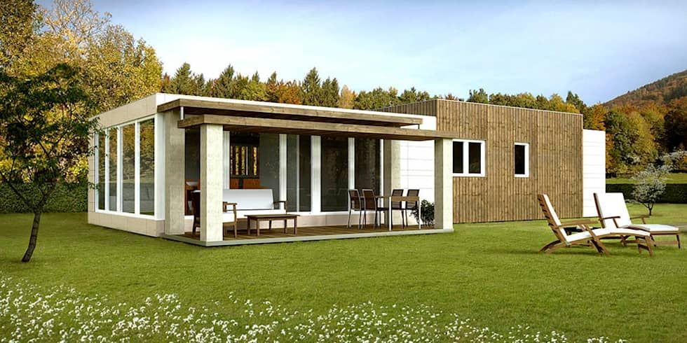 Schon Moderne Häuser Von Casas Cube
