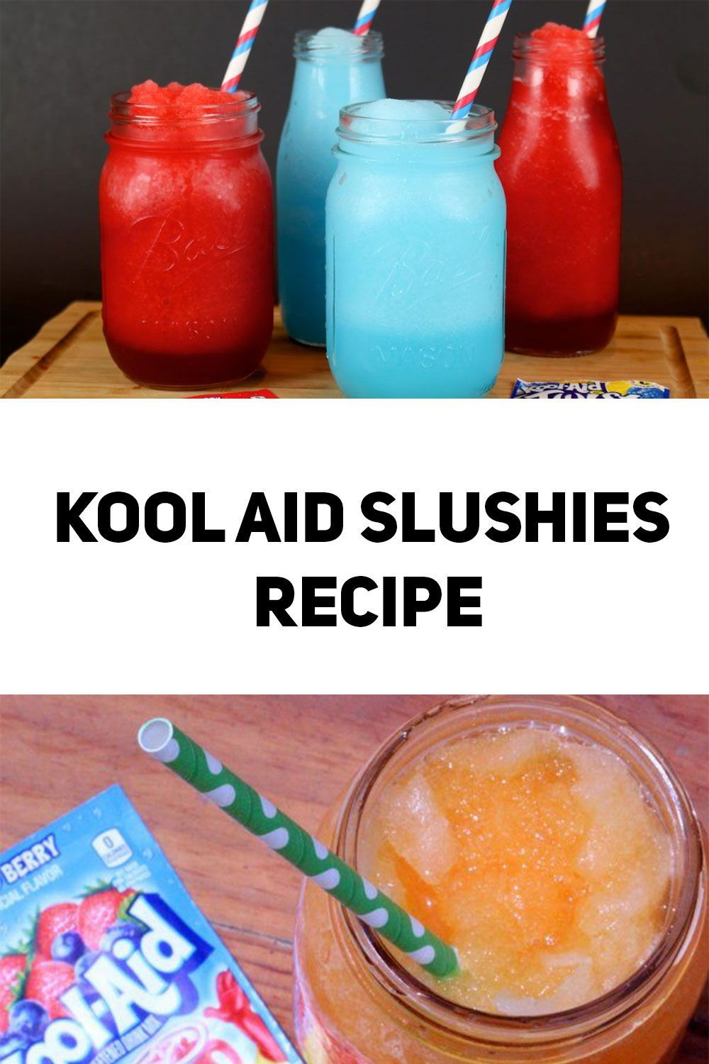 Pin On Frozen Drinks For Kids