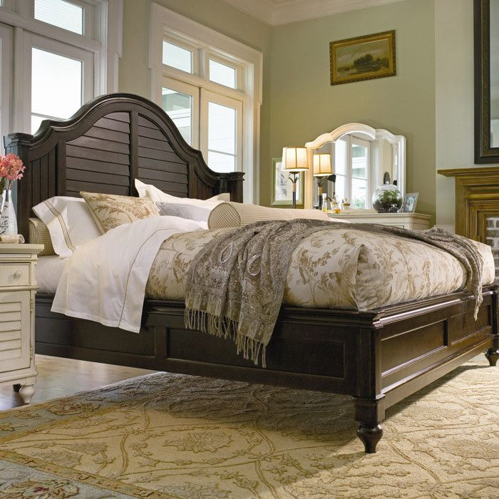 PAULA DEEN Steel Magnolia Bed in Tobacco Home decorating