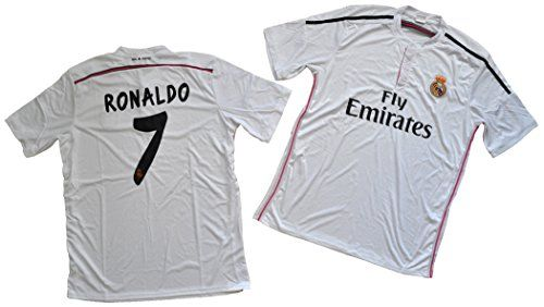 sneakers for cheap 5bae5 965e6 Pin by PerUsa Sporting on Real Madrid jersey | Ronaldo 7 ...