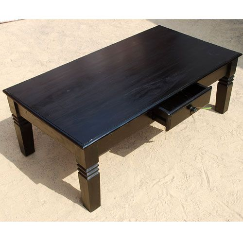 Minimalist Add a modern touch to your home with the Sierra Nevada Contemporary Secret Drawer Coffee Table For Your House - Awesome rosewood coffee table Amazing